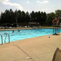 Photo taken at Marinole Swim Club by Jennifer on 5/30/2013