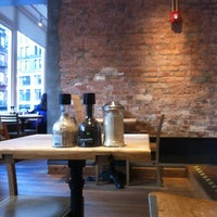 Photo taken at Le Pain Quotidien by Maho on 12/30/2012