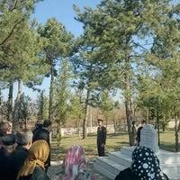 Photo taken at İntikamtepe Şehitliği by Musa U. on 3/18/2016