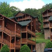 Photo taken at Westgate Smoky Mountain Resort & Spa by Lexi on 5/29/2013