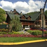 Photo taken at Westgate Smoky Mountain Resort & Spa by Lexi on 5/30/2013