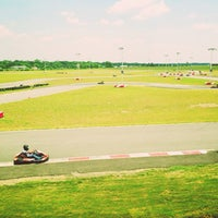 Photo taken at Dallas Karting Complex by Rob on 7/6/2013