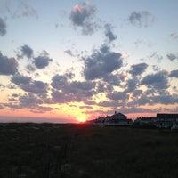 Photo taken at Bald Head Island by Stephanie L. on 5/12/2013