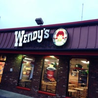 Photo taken at Wendy's by Drew A. on 10/26/2012