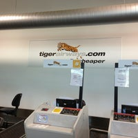 Photo taken at T4 (Domestic - Tiger Airways) Terminal by Edward C. on 1/11/2013