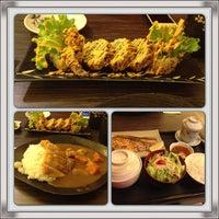 Photo taken at Bonbori Japanese Cuisine by Janice L. on 7/23/2013