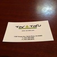 Tov Tofu