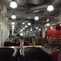 Photo taken at 4W Café by Nicholas W. on 11/9/2012