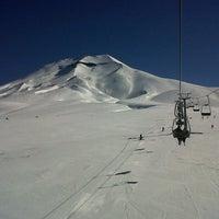 Photo taken at Corralco Mountain & Ski Resort by Natalia N. on 8/16/2013