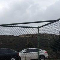 Photo taken at Okan Universitesi Tenis Kortu by Nur 🎈🎈🎈 on 3/11/2015