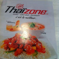 Photo taken at Thaïzone by Jean-Françoys A. on 8/17/2013