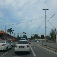 Photo taken at Traffic light seberang marang by DannyMalique on 1/4/2014