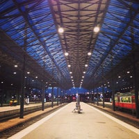 Photo taken at VR Helsinki Central Railway Station by Stephen P. on 6/27/2013