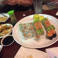 Photo taken at Sushi House by Nadia I. on 3/3/2017