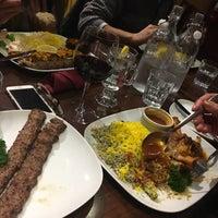 Photo taken at Rayhoon Persian Eatery by Nadia I. on 10/24/2017