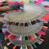 Photo taken at Waterlily Nails by Nadia I. on 10/5/2017