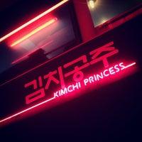 Photo prise au Kimchi Princess par Kai H. le12/12/2012
