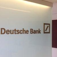 Photo taken at Deutsche Bank by Eduardo on 1/31/2014