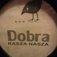 Photo taken at Dobra Kasza Nasza by Doro G. on 12/8/2012
