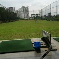 Photo taken at Subang Driving Range by Hafizi N. on 2/18/2013