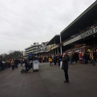 Photo taken at Haydock Park Racecourse by G C. on 11/24/2012