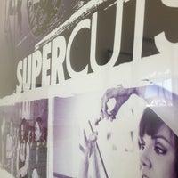 Photo taken at Supercuts by Elizabeth W. on 5/9/2013