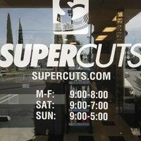 Photo taken at Supercuts by Elizabeth W. on 2/1/2013