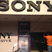 Photo taken at Sony Exclusive by Дмитрий A. on 2/8/2014