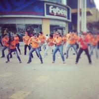 Photo taken at Mall del Sur by Jhonn A. on 8/24/2013