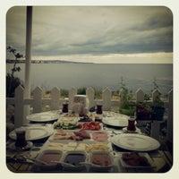 Photo taken at Çapari Bahçe Cafe by Gülşah D. on 7/1/2013