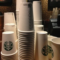 Photo taken at Starbucks by Rouven K. on 10/26/2012