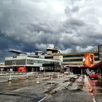 Photo taken at Berlin Tegel Otto Lilienthal Airport (TXL) by Rouven K. on 5/9/2013