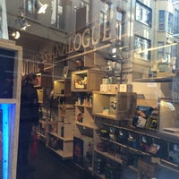 Photo taken at Lomography Gallery Store Antwerp by Rouven K. on 2/14/2015