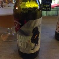 Das Foto wurde bei The International Beer Bar von Mathias A. am 1/24/2017 aufgenommen
