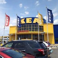 Photo taken at IKEA Elizabeth by Emily 🌺🌴 I. on 6/24/2013