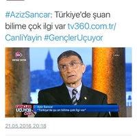 Photo taken at Kanal 24 - Star / Kantin by NESLİHAN  🌞💄🌜⭐️💃💋 A. on 5/21/2016
