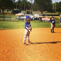 Photo taken at Rocky Hill Ball Park by Ken M. on 5/23/2014