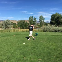 Photo taken at Applewood Golf Course by Frode S. on 8/10/2016