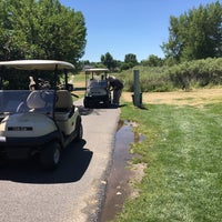 Photo taken at Applewood Golf Course by Frode S. on 7/14/2016