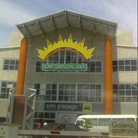 Photo taken at Centro Ciudad Comercial Las Trinitarias by Vanessa G. on 9/14/2012
