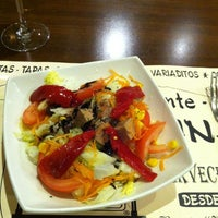 Photo taken at Cerveceria La Cocina by *fng on 12/3/2012