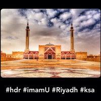 Photo taken at Imam Mohammed Bin Saud Islamic university Housing by Shahid Y. on 12/23/2013