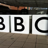 Photo taken at BBC Television Centre by Federico L. on 12/4/2012
