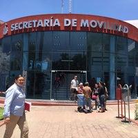 Das Foto wurde bei Secretaría de Movilidad von Adrianita P. am 7/31/2017 aufgenommen