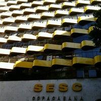 Foto tirada no(a) Hotel Sesc Copacabana por João Marcos E. em 2/25/2013