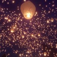 Photo taken at Ah-Nab-Awen Park by Lauren C. on 9/28/2012