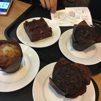 Photo taken at Caribou Coffee by Ara D. on 5/2/2017
