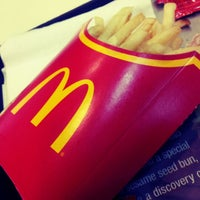 Photo taken at McDonald's by Christian Mark E. on 12/30/2012