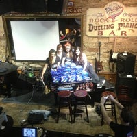 Photo taken at Pete's Dueling Piano Bar by Adam B. on 3/10/2013