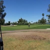 Photo taken at Arizona Golf Resort by Oscar G. on 5/31/2014